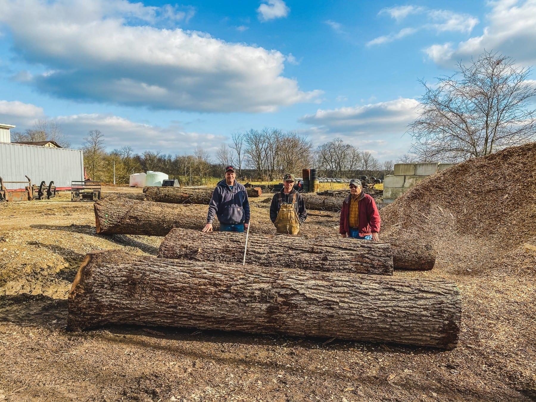 Almendinger Sawmill family