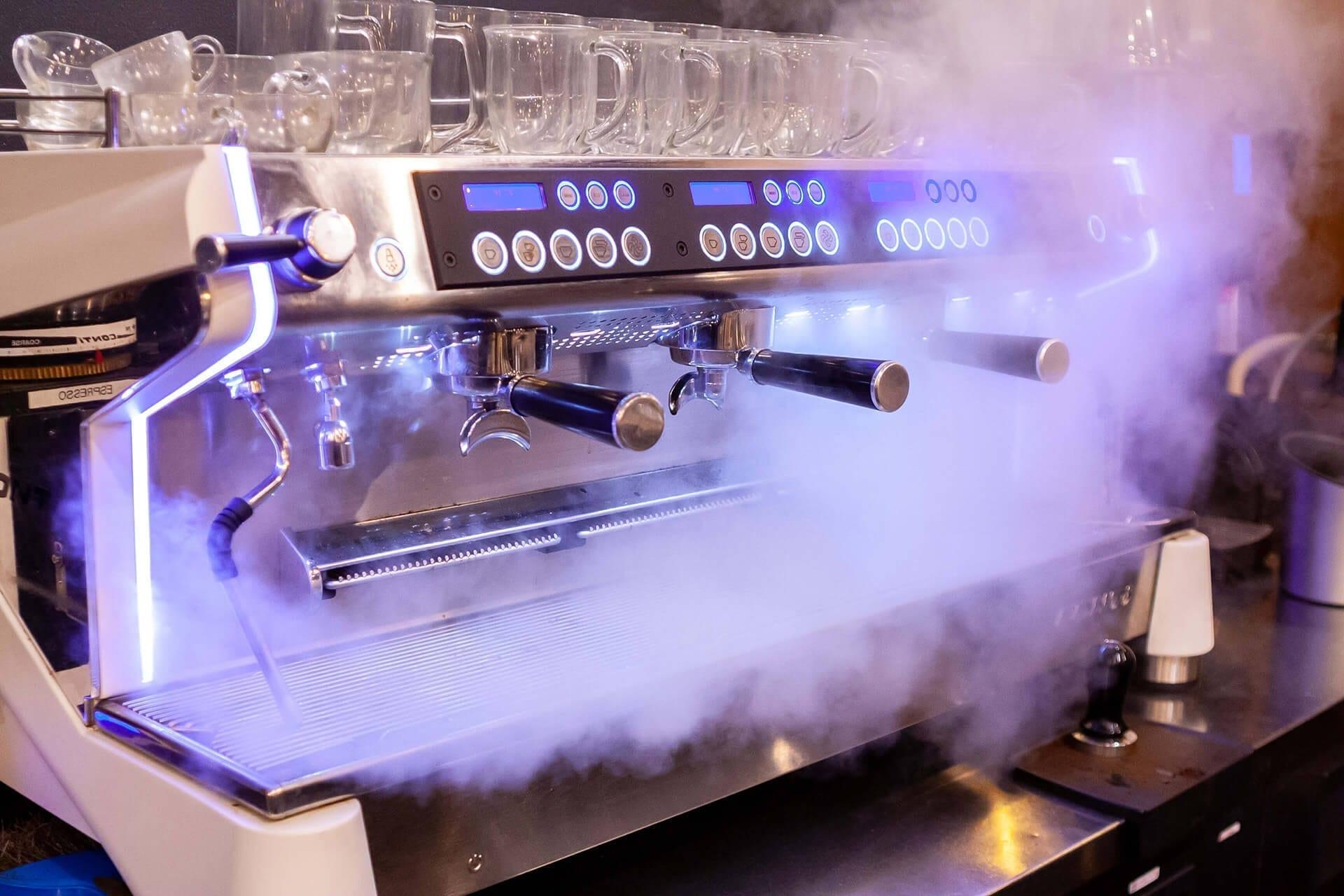 Coffee Shack Espresso Machine Heath OH