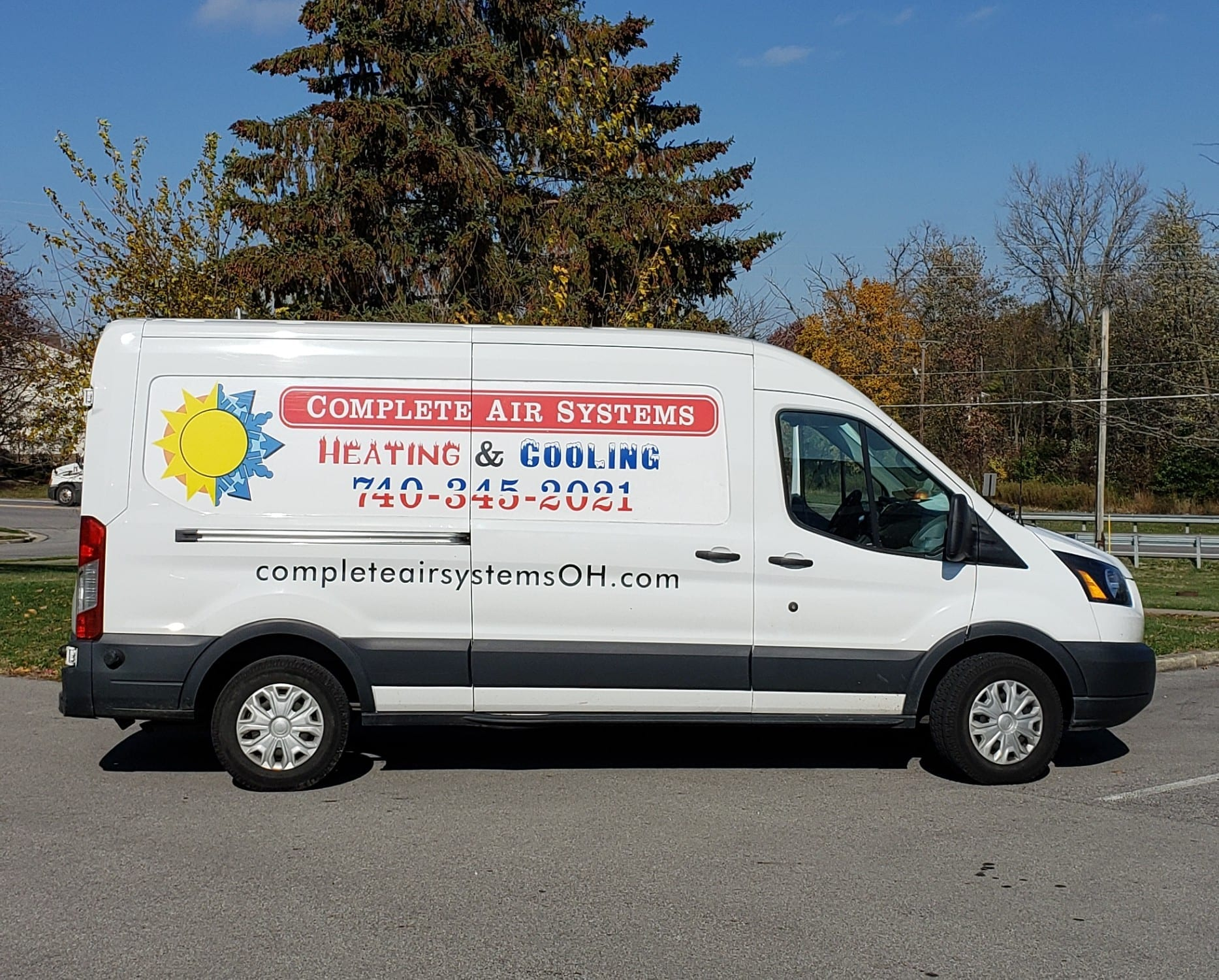 Complete Air Systems Heating and Cooling ohio