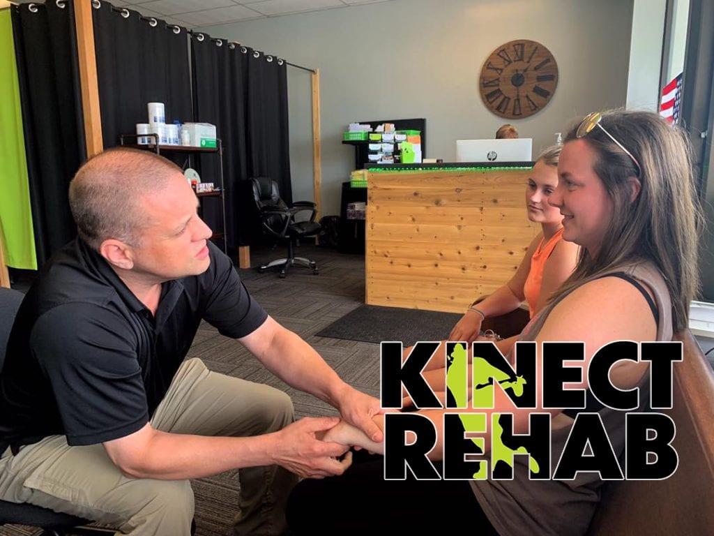 Dr Derek Myers Kinect rehab