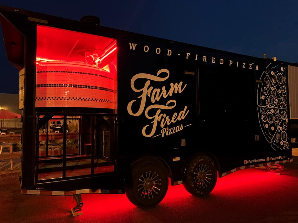 Farm Fired Pizza Mobile Wood Fired Pizza