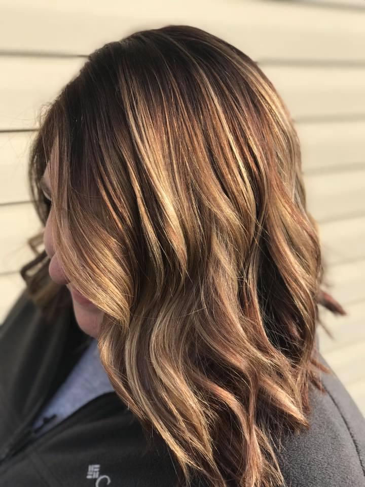 Shear Fringe Hair
