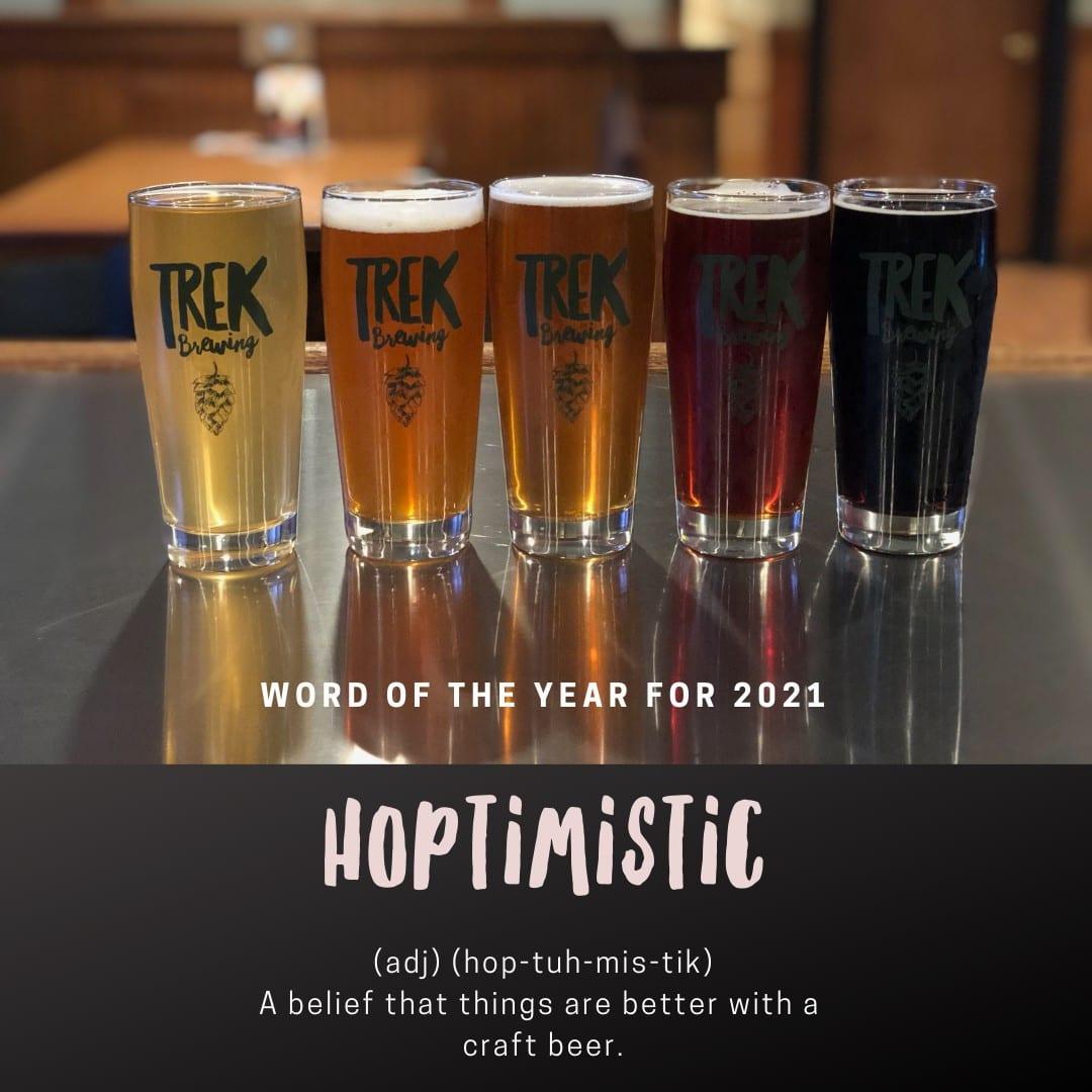 trek brewing company newark oh