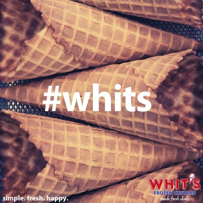 whits frozen yogurt Johnstown Ohio