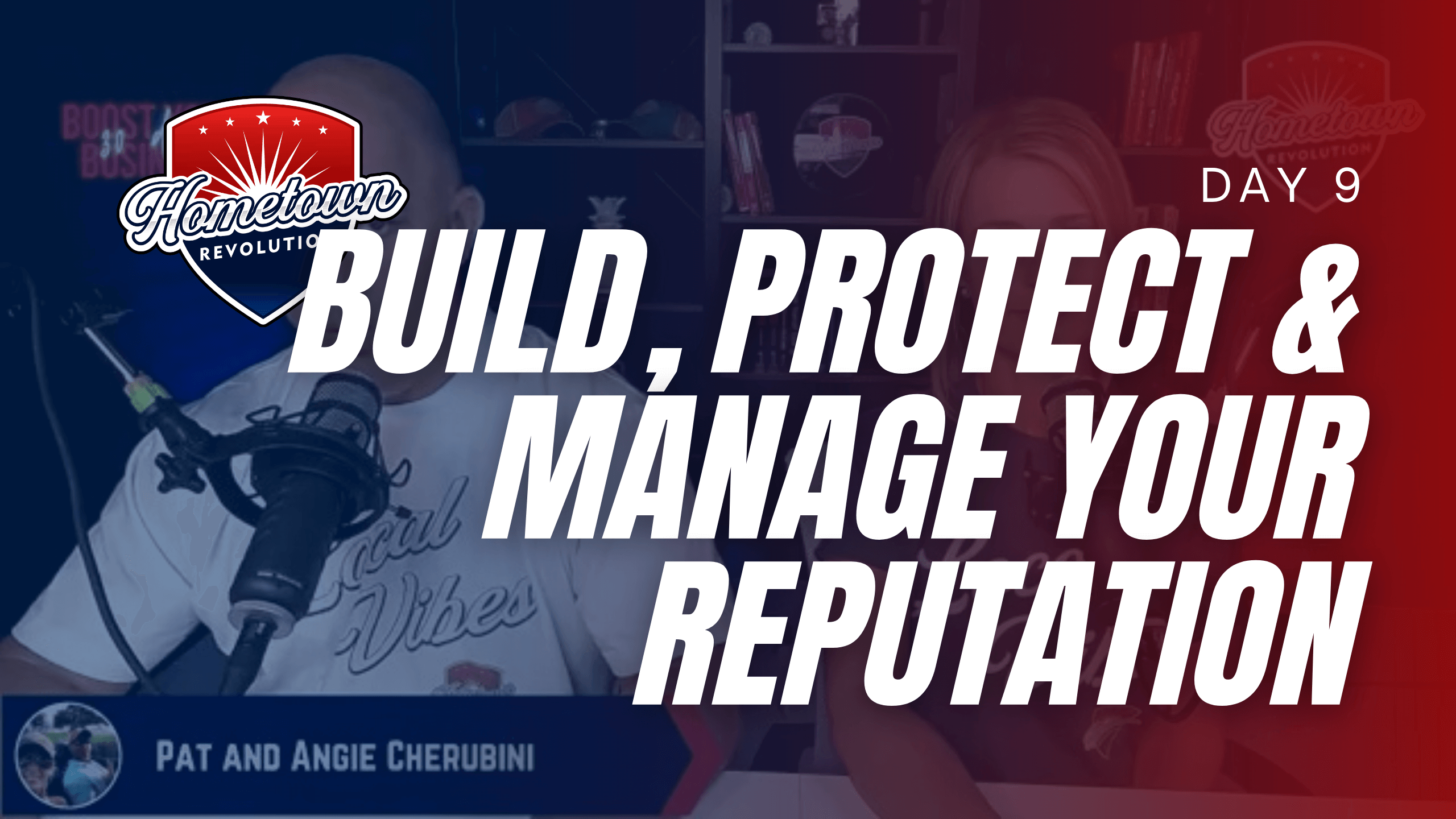 build protect and manage your reputation