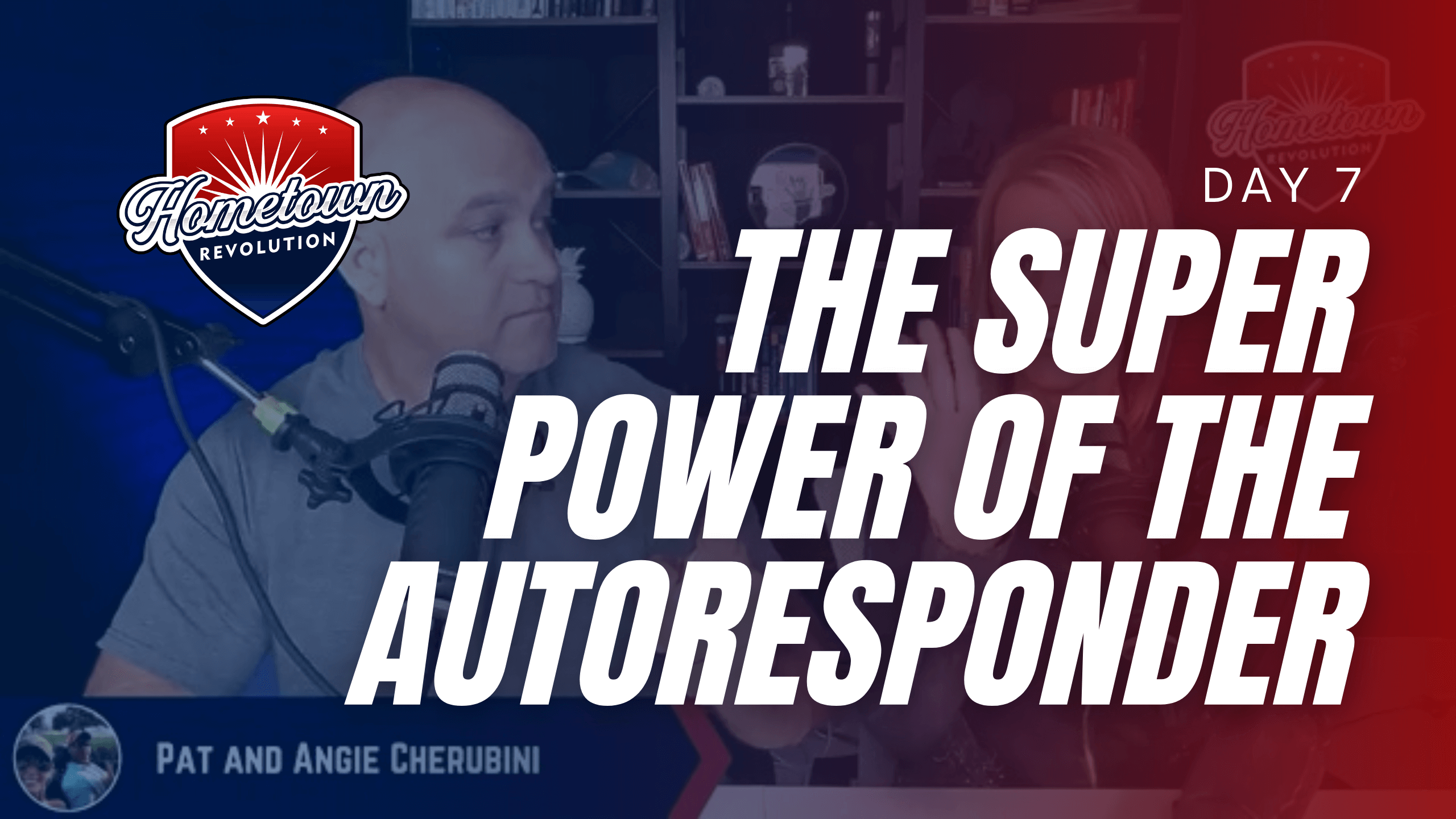 The superpower of the autoresponder by hometown revolution