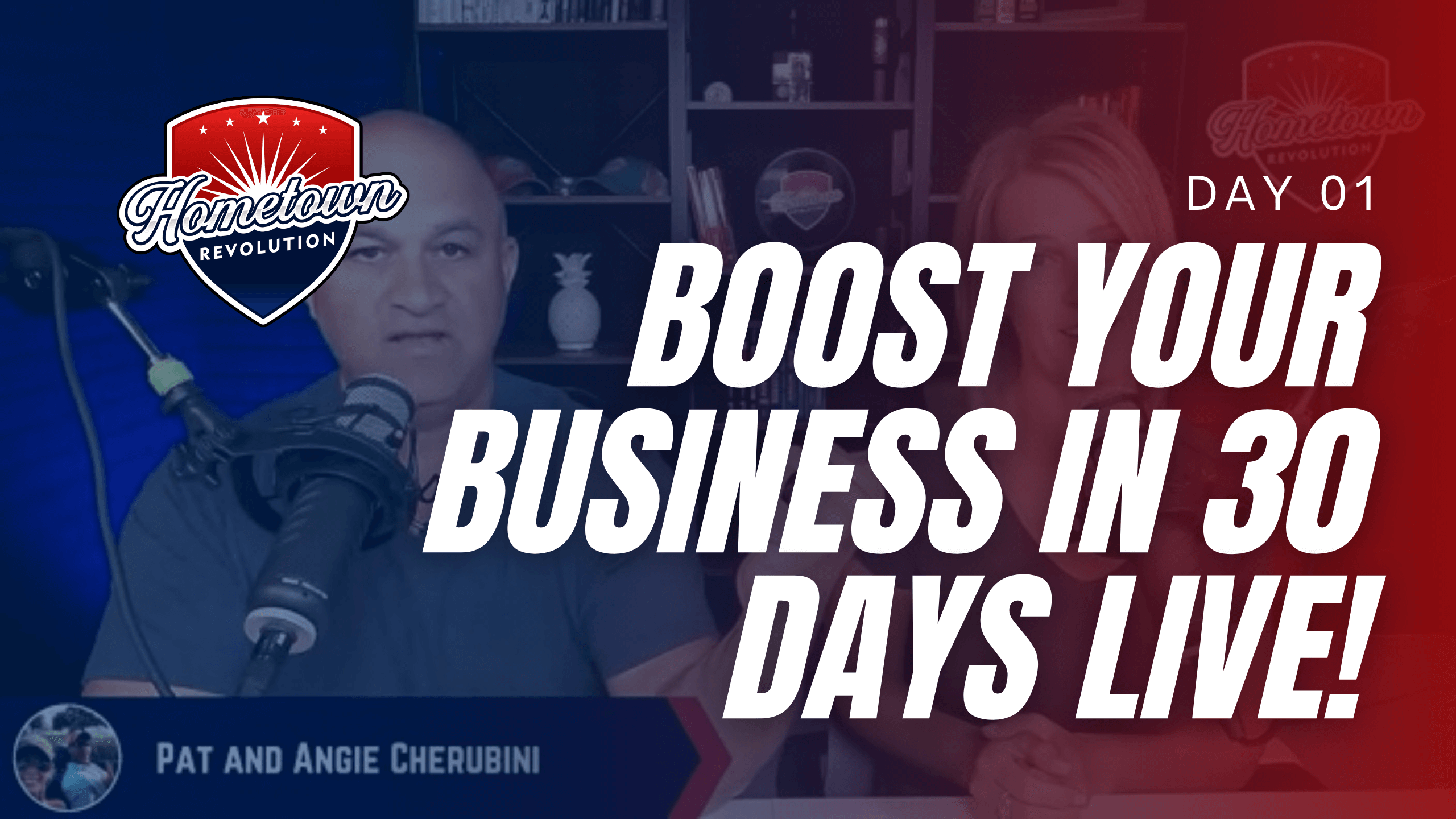 boost your business in 30 days