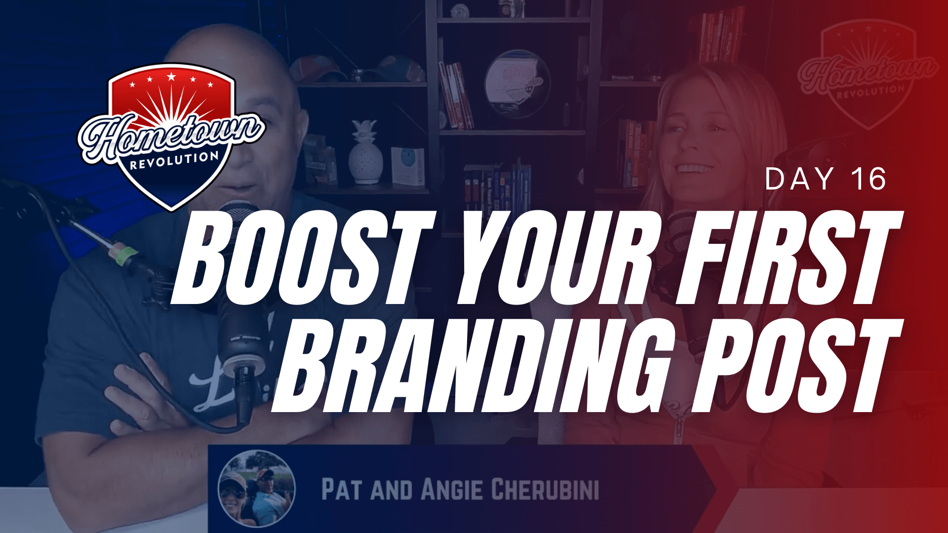 Boost Your First Branding Post