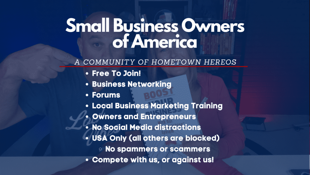 Small Business Owners of America